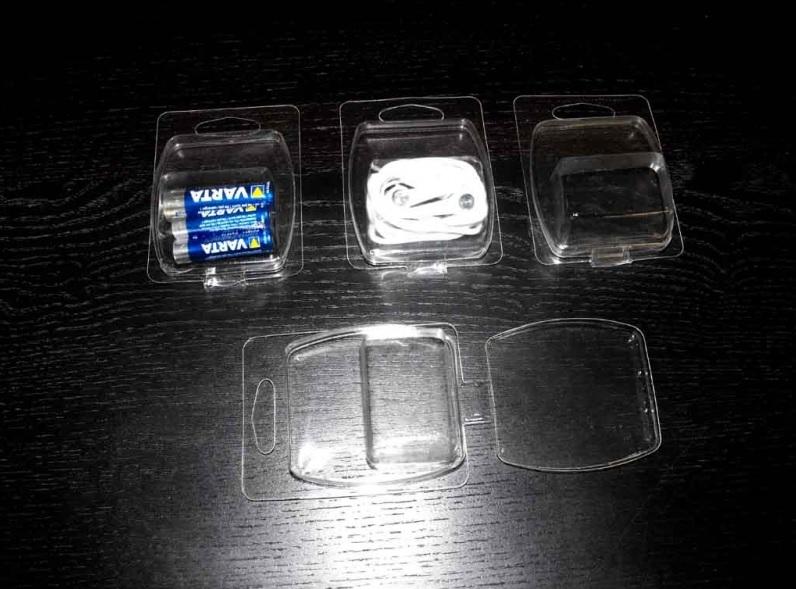 Blister pentru accesorii, baterii etc (2)
