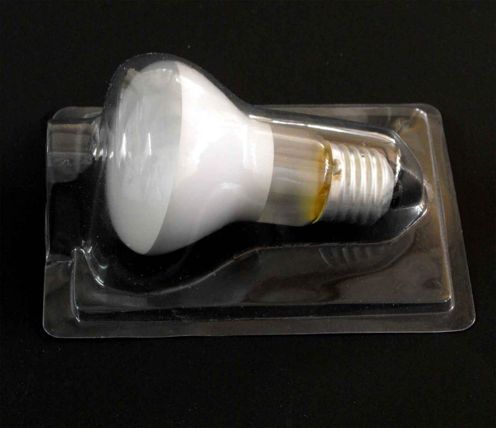 Blister pentru becuri reflector (2)