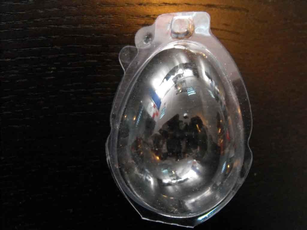 Blistere Transparente Din Plastic Pentru Oua Ciocolata