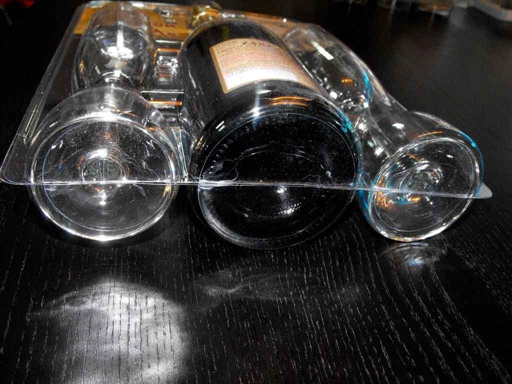 Blistere Transparente Din Plastic Pentru Personalizate Sampanie
