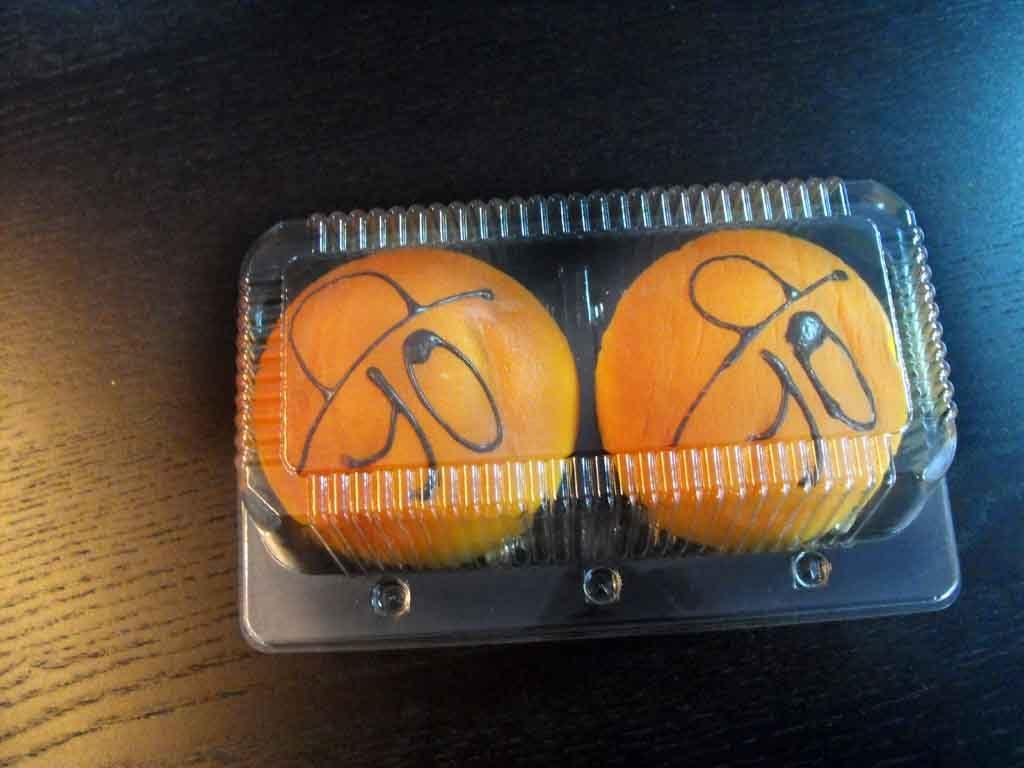 Caserola din plastic cu 2 compartimente pentru gogosi (8)