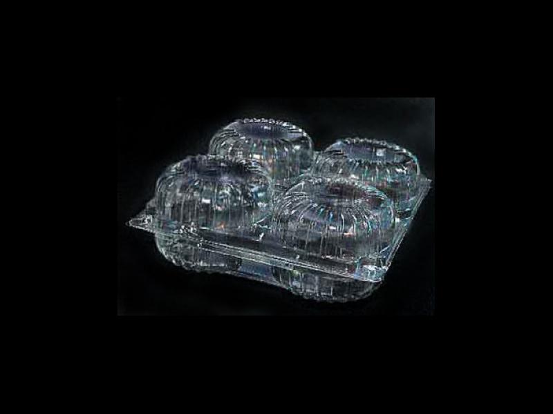 Caserola din plastic pentru 4 gogosi (1)