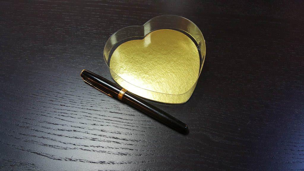 Caserola din plastic pentru bomboane inima (1)