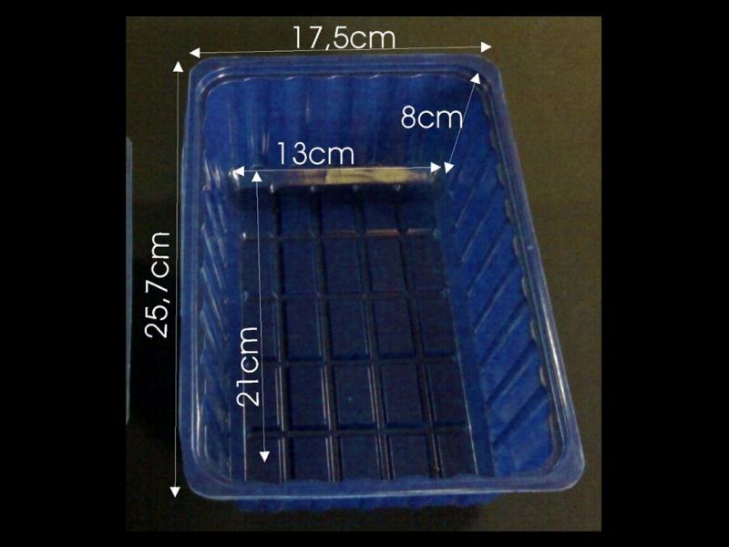 Caserola din plastic pentru carne de prepelite (1)