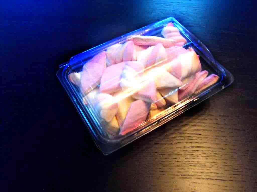 Caserola din plastic pentru figurine marshmallow (3)