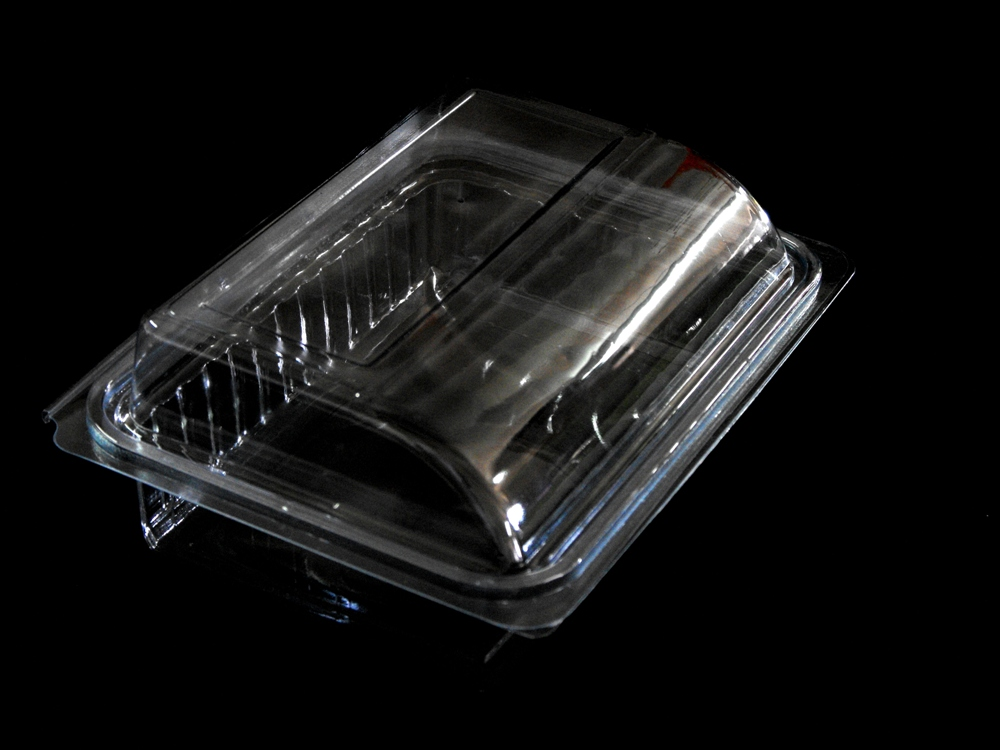 Caserola din plastic pentru fructe - cirese (2)