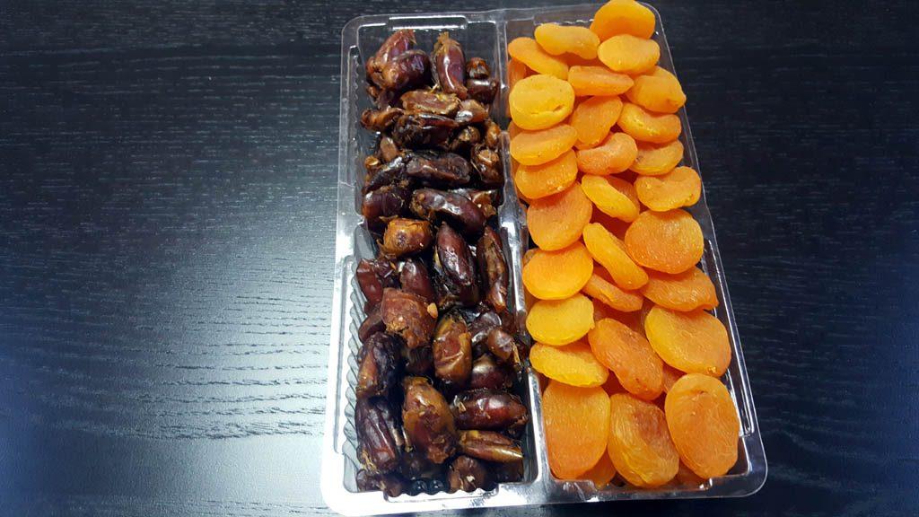 Caserola din plastic pentru fructe confiate (1)
