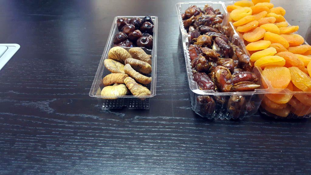 Caserola din plastic pentru fructe confiate (2)