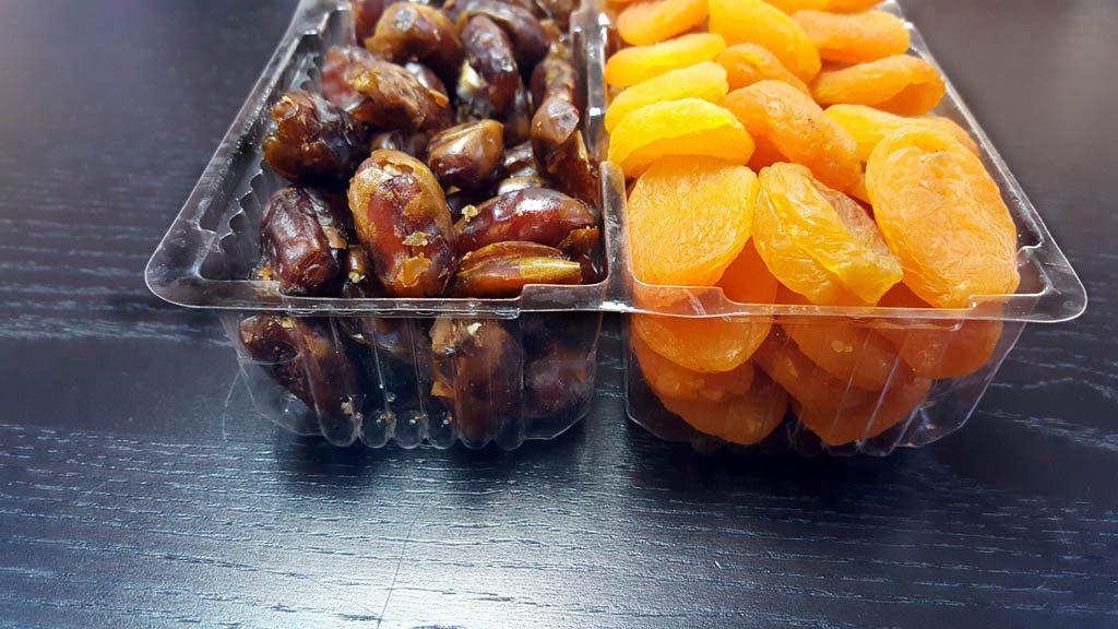 Caserole Transparente Din Plastic Pentru Fructe Confiate