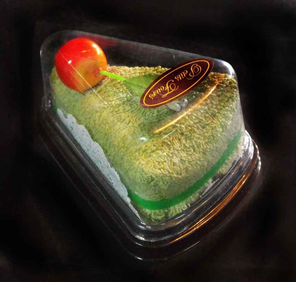 Caserola din plastic pentru o felie de tort (1)