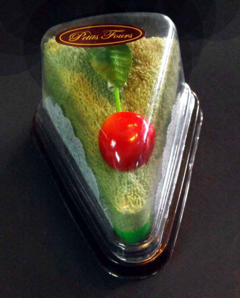 Caserola din plastic pentru o felie de tort (3)