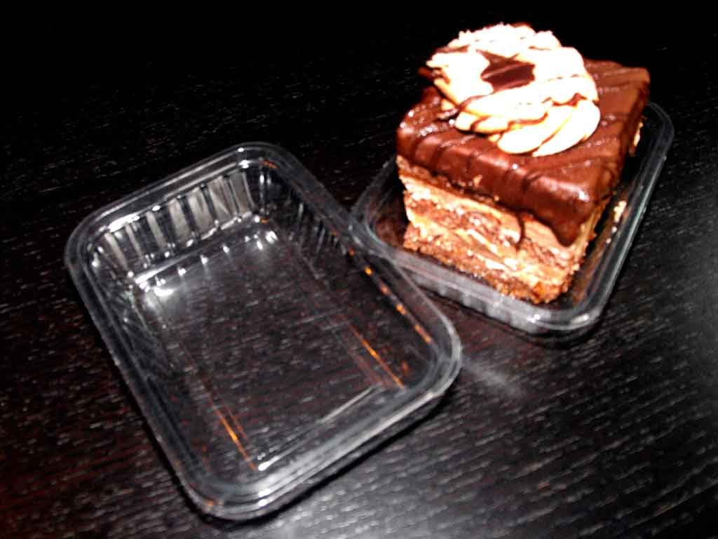 Caserola din plastic pentru o prajitua - amandina (3)