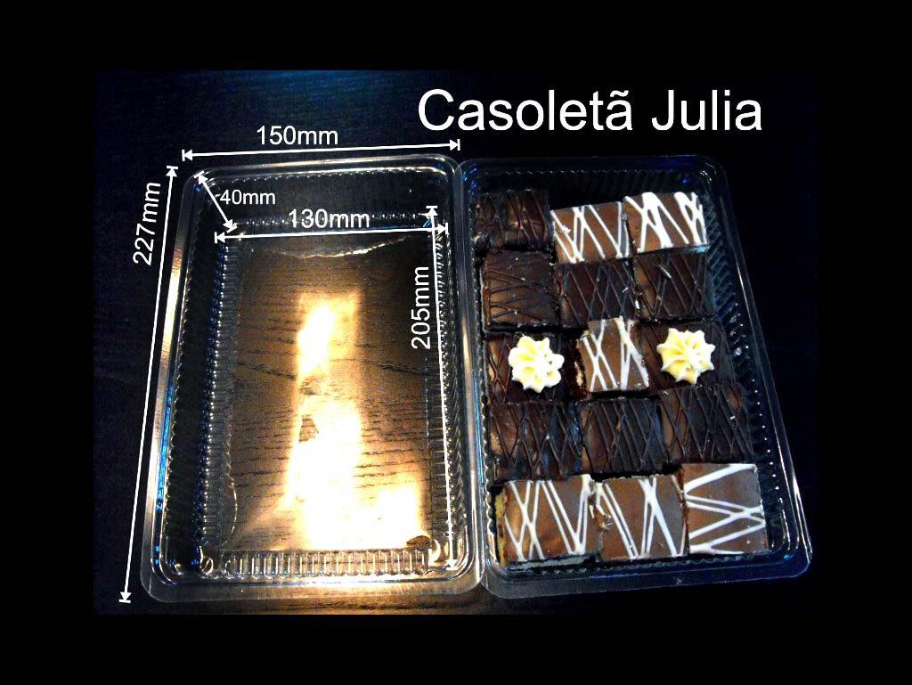 Caserola din plastic pentru prajiturele (1)