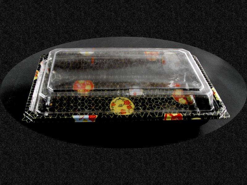 Caserola din plastic pentru sushi (1)