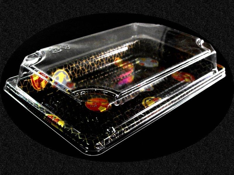 Caserola din plastic pentru sushi (2)