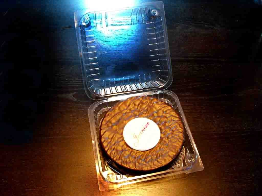 Casoleta din plastic pentru tort, minitort (1)