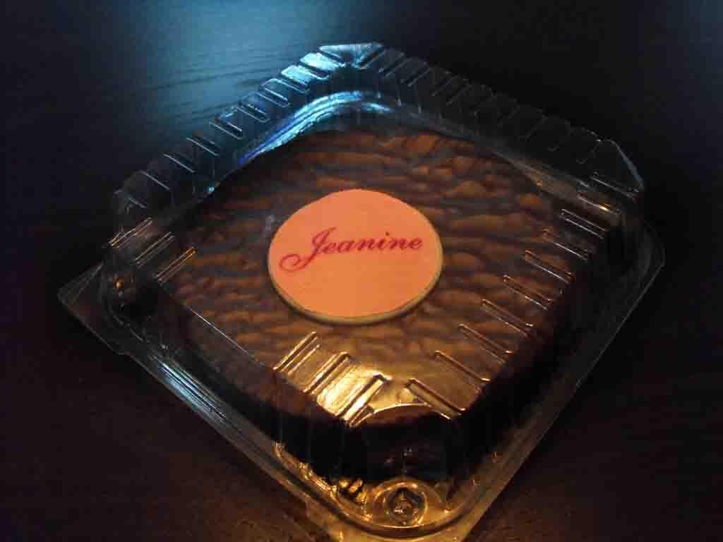 Casoleta din plastic pentru tort, minitort (13)