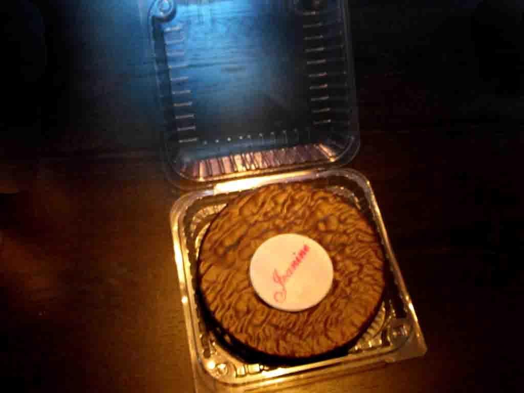 Casoleta din plastic pentru tort, minitort (14)