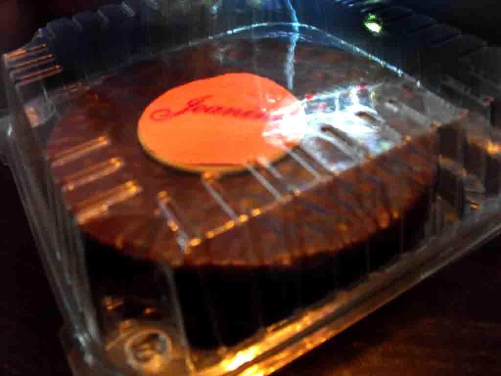 Casoleta din plastic pentru tort, minitort (6)