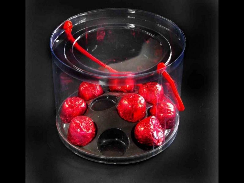 Chese din plastic pentru bomboane ciocolata