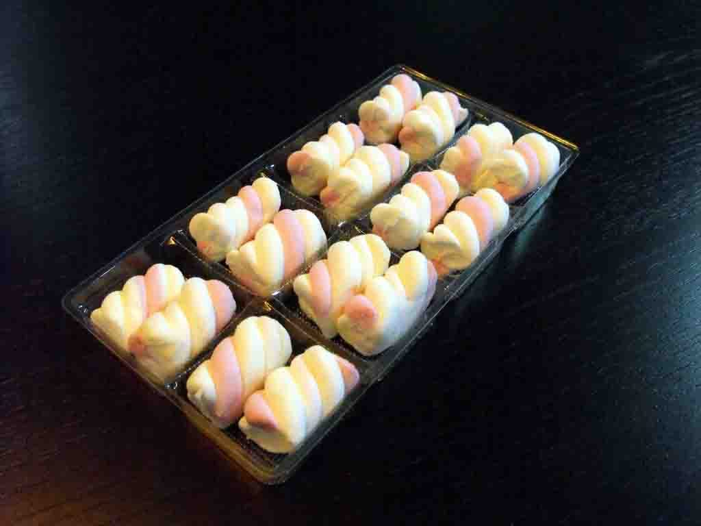 Chese plastic 8 alveole pentru marshmallow (3)
