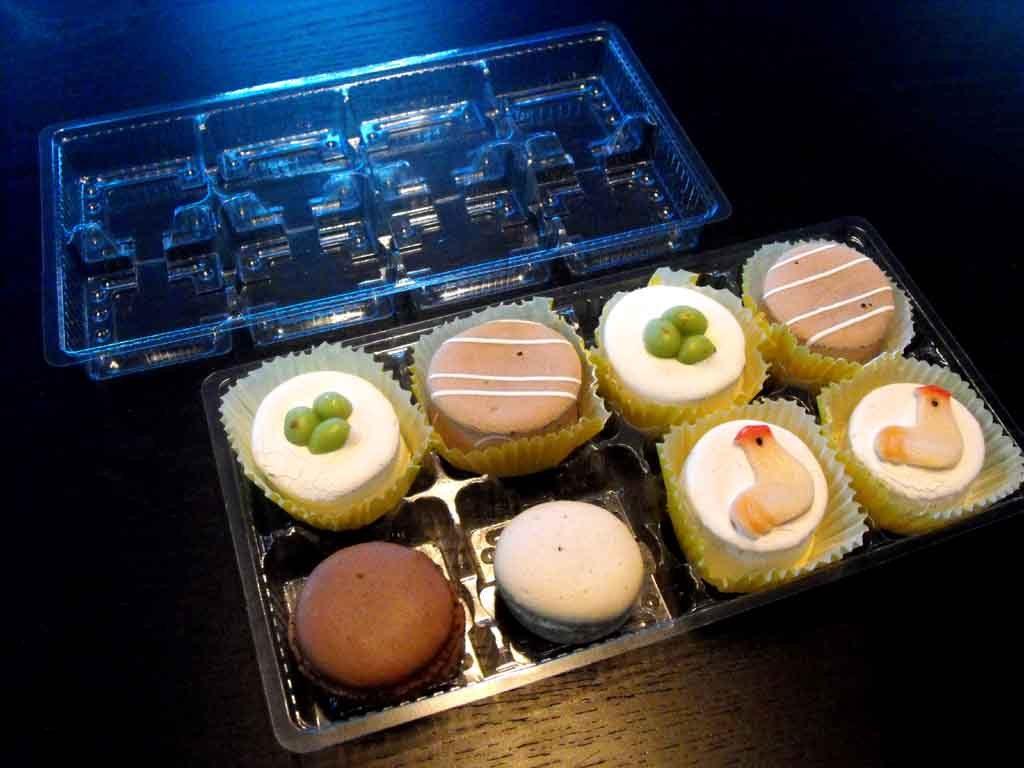 Chese plastic pentru 8 prajiturele (4)