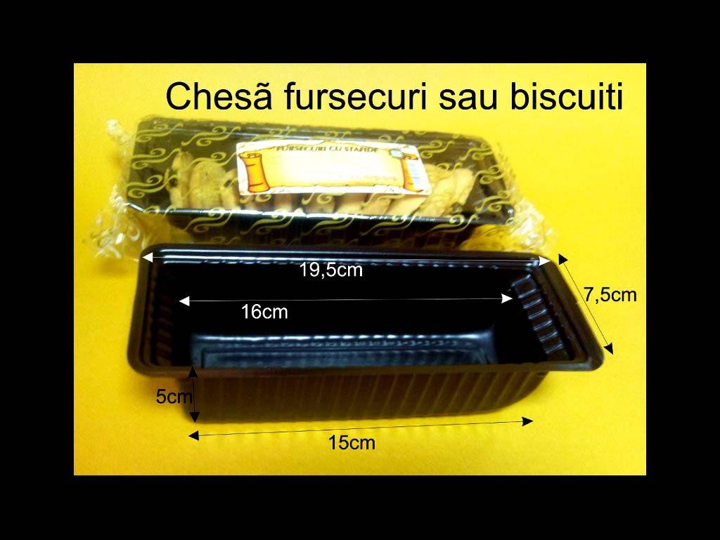 Chese Rezistente Din Plastic Pentru Biscuiti