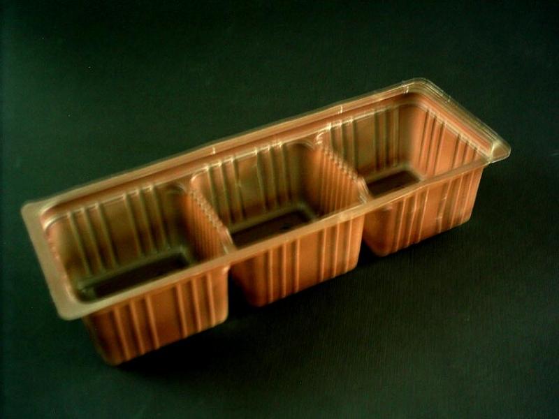 Chese plastic pentru biscuiti 3 compartimente (5)