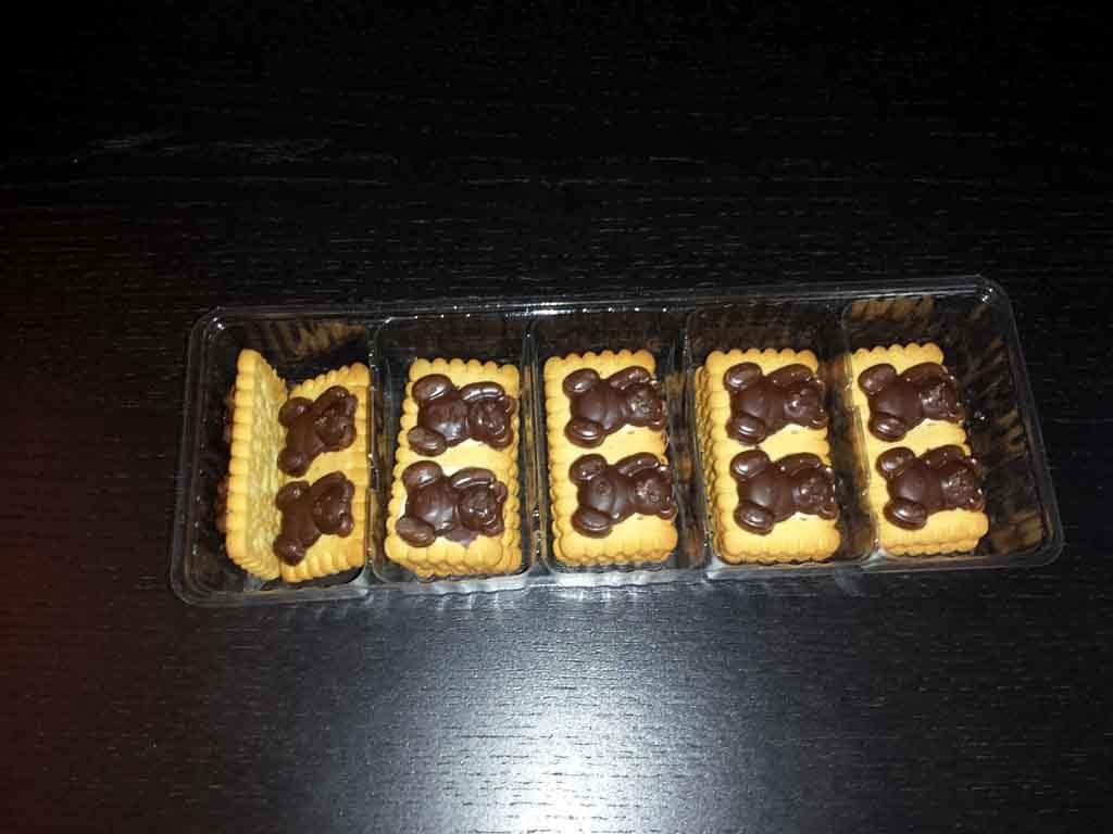 Chese Transparente Din Plastic Pentru Biscuiti Ciocolata