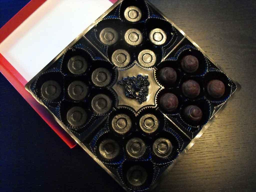 Chese plastic pentru bomboane ciocolata - 6 alveole (1)