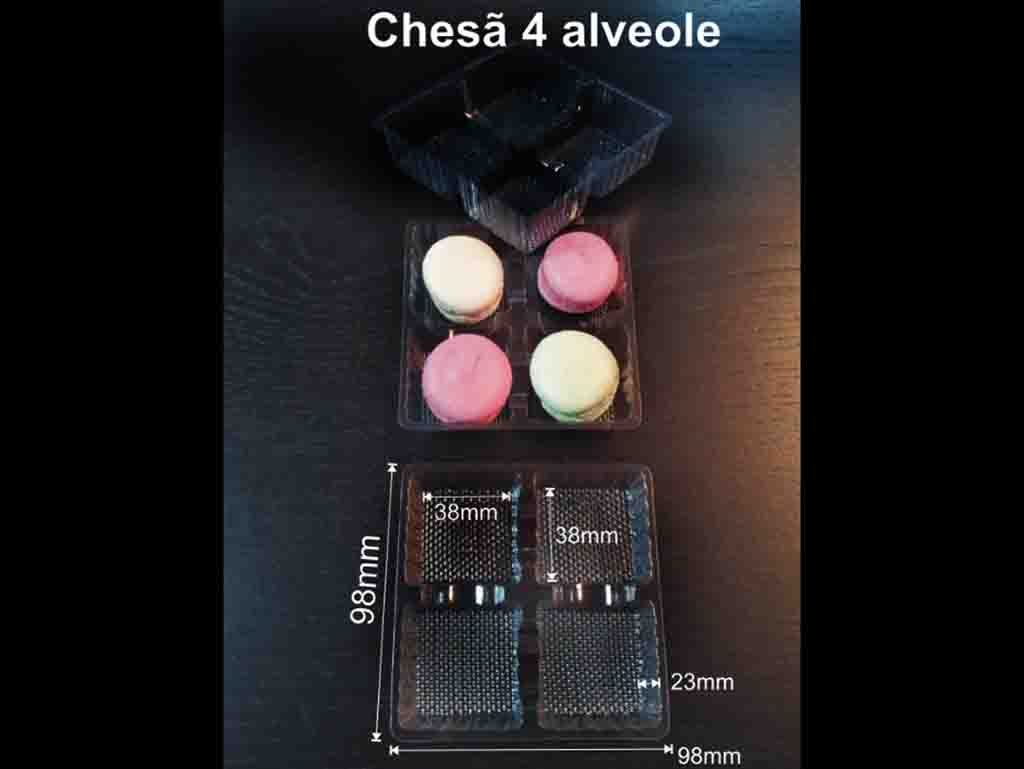 Chese plastic pentru macarons (2)