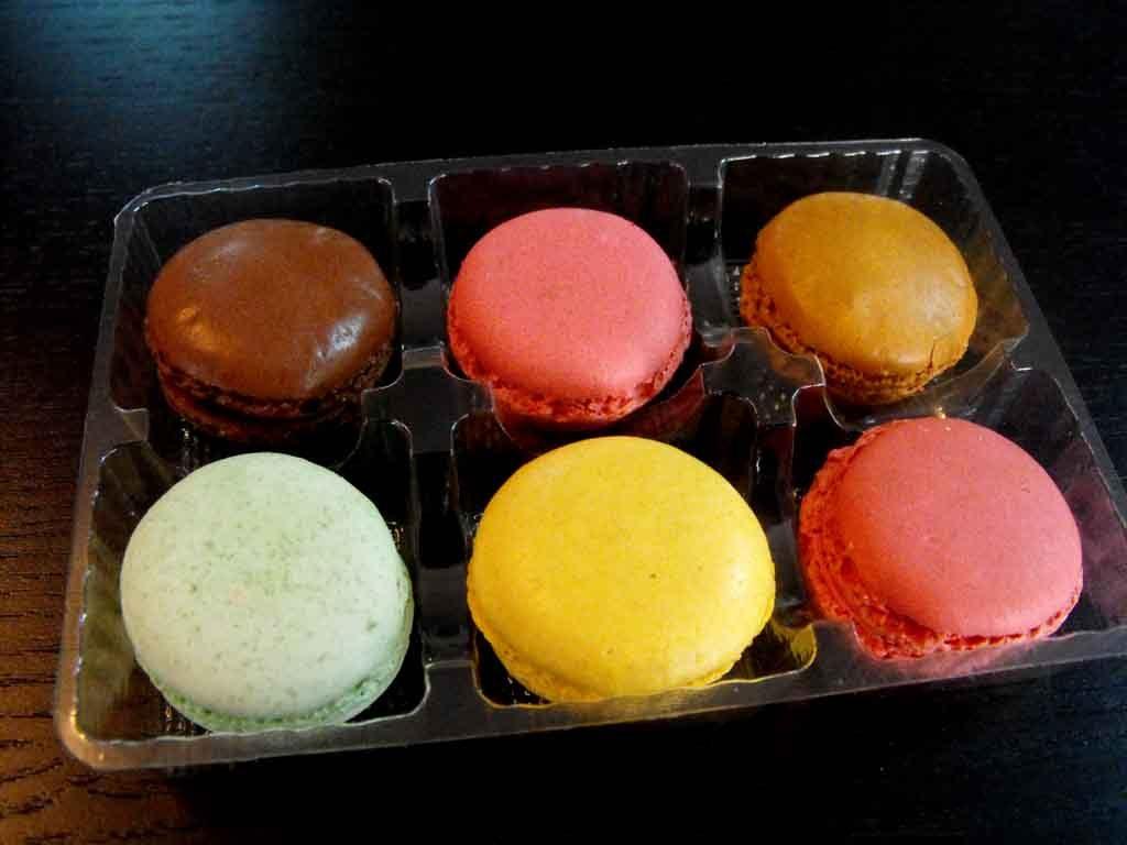 Chese plastic pentru macarons (3)