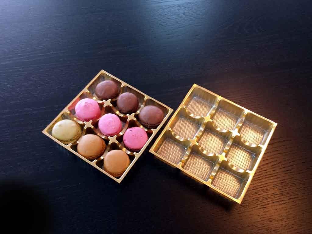 Chese plastic pentru macarons (4)