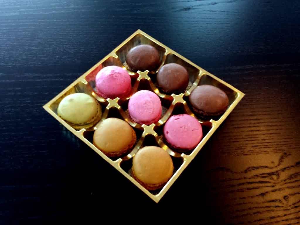 Chese plastic pentru macarons (5)