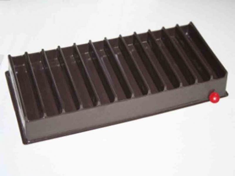 Chese plastic pentru rulouri ciocolata