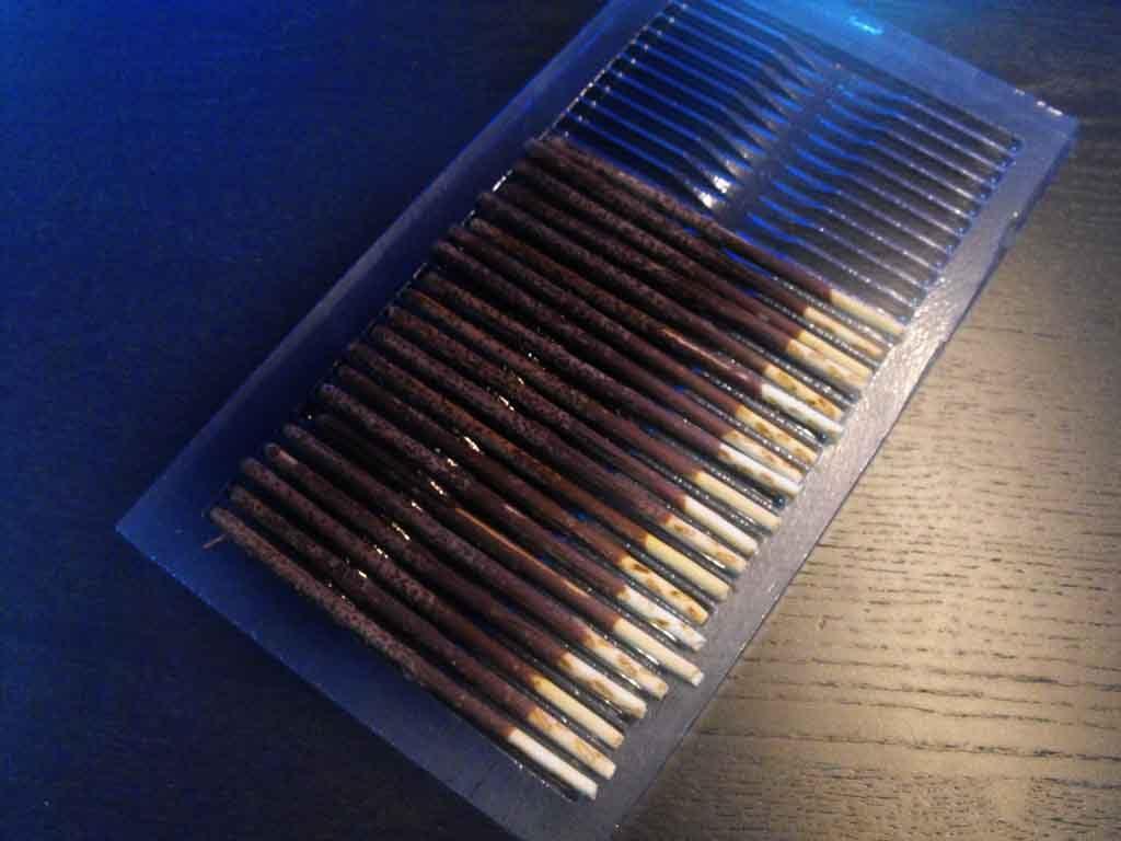 Chese Transparente Din Plastic Pentru Sticksuri Ciocolata
