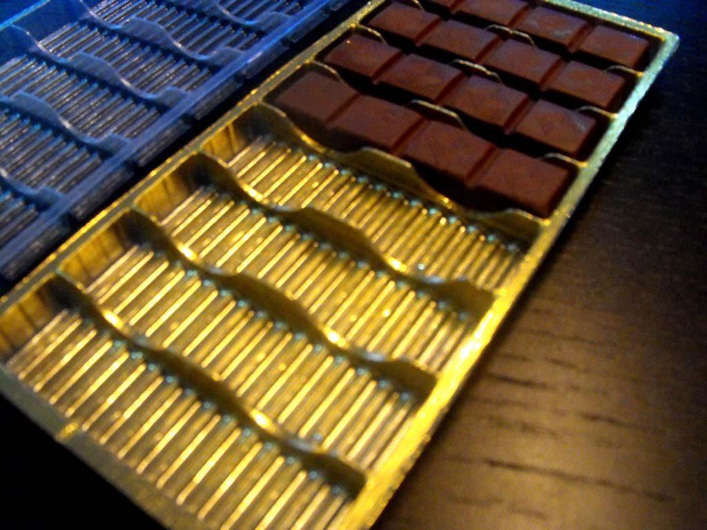 Chese plastic pentru tablete ciocolata (2)