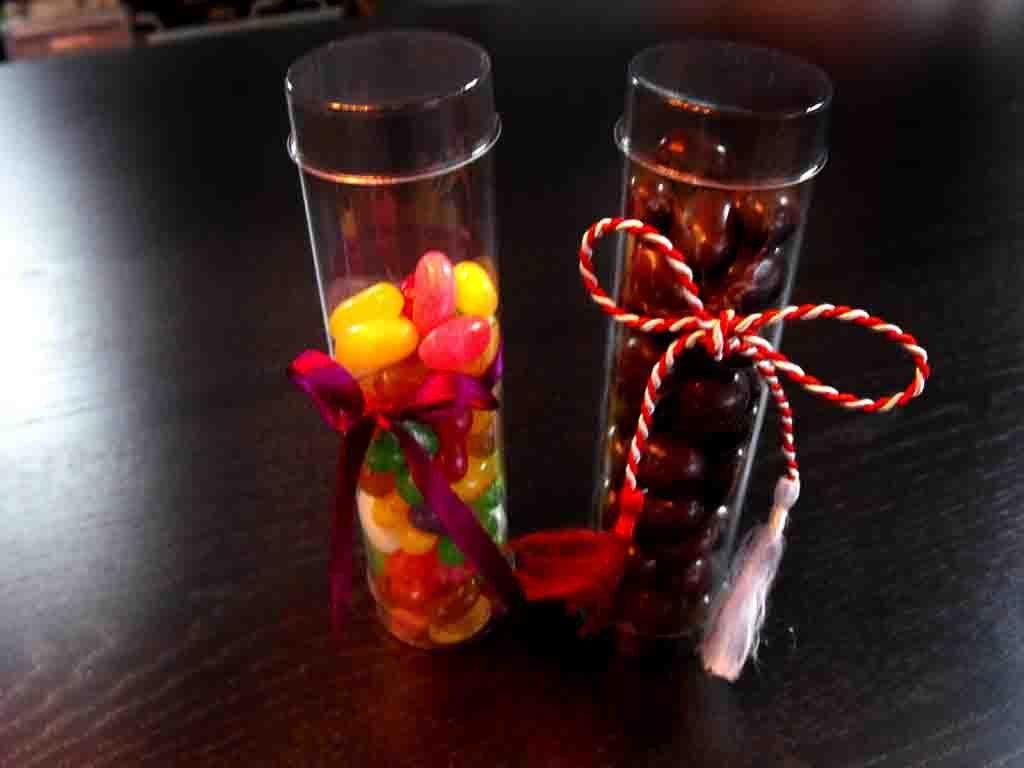 Cilindru din plastic pentru arahide, drajeuri (1)