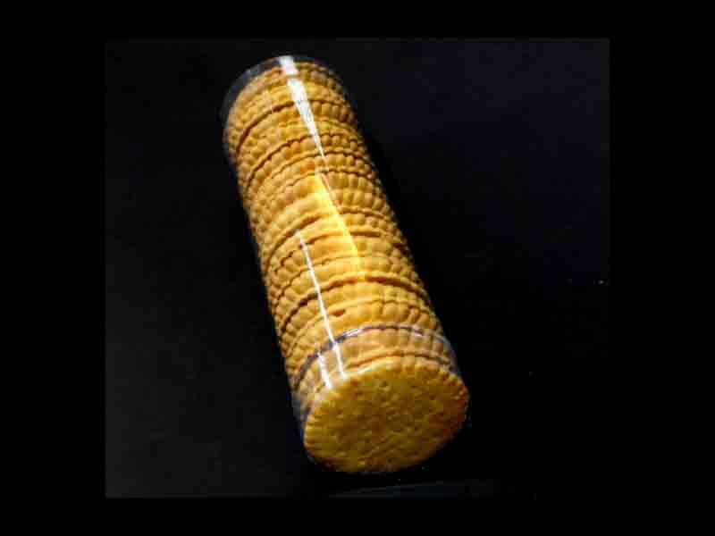 Cilindru din plastic pentru biscuiti