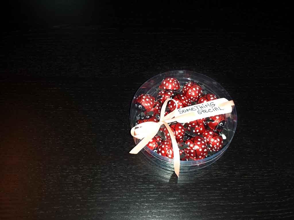 Cilindru din plastic pentru bomboane gargarita (1)