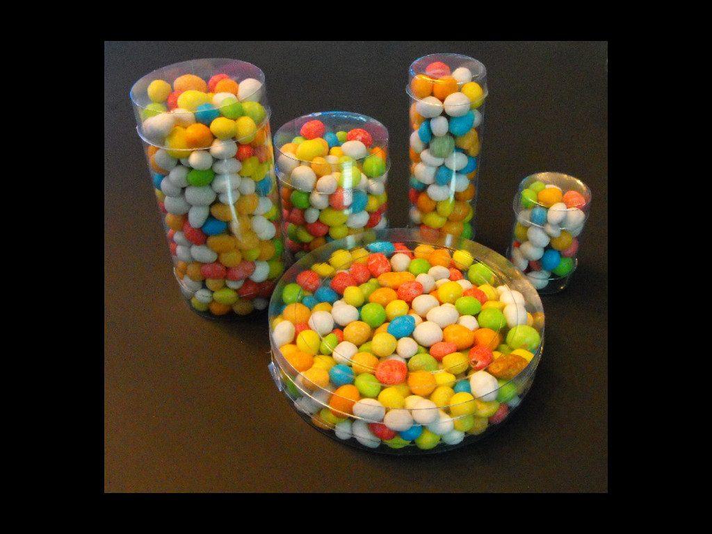 Cilindru din plastic pentru drajeuri (1)