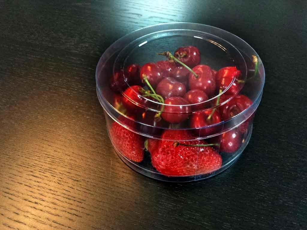 Cilindru din plastic pentru fructe (2)