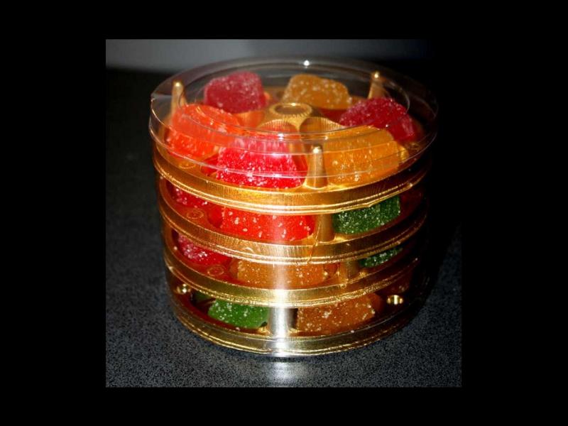 Cilindru din plastic pentru jeleuri suprapuse (1)