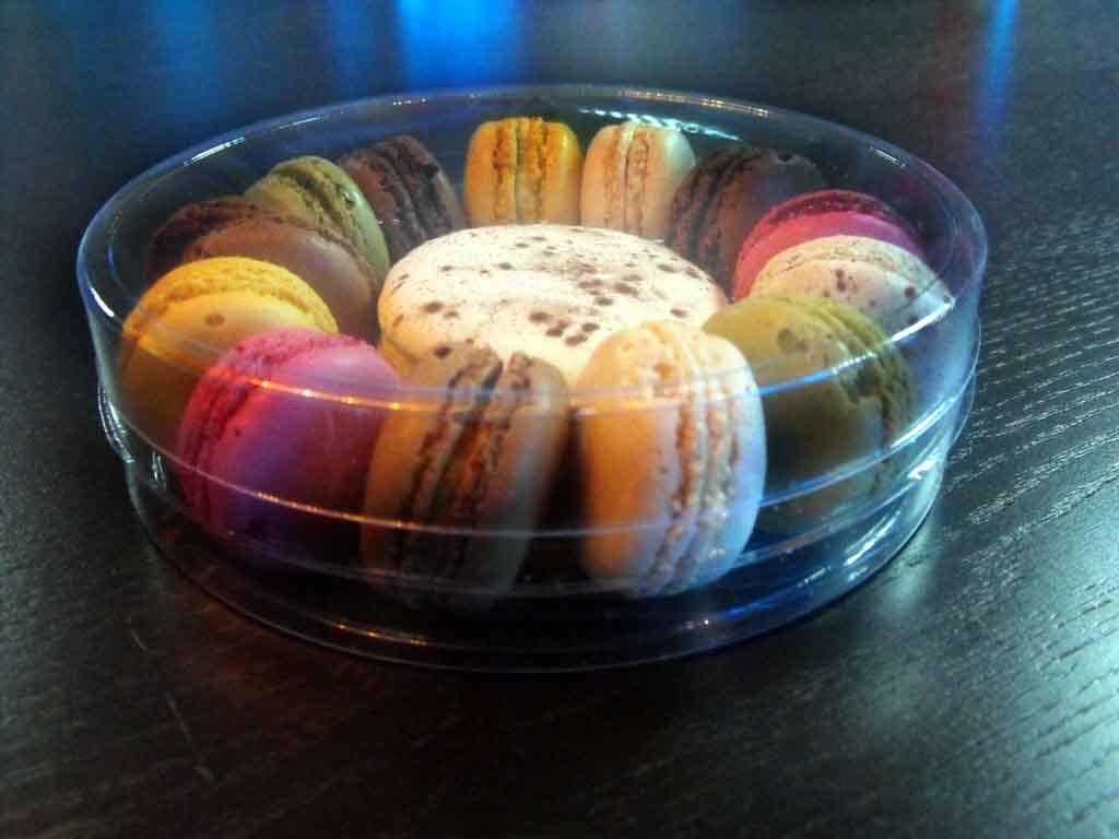 Cilindru din plastic pentru mega macarons (4)