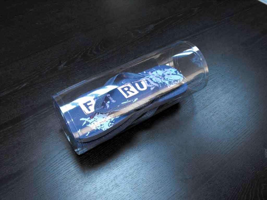 Cilindri Transparente Din Plastic Pentru Pentru Slapi