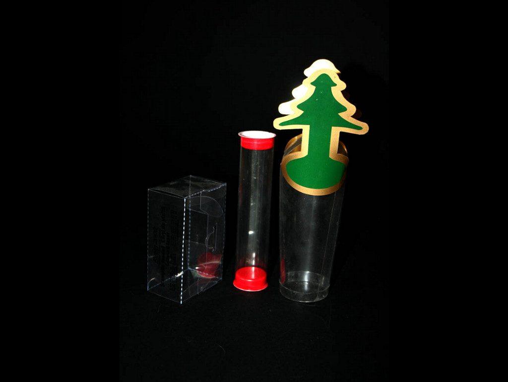 Cilindru plastic in forma de bradut (1)