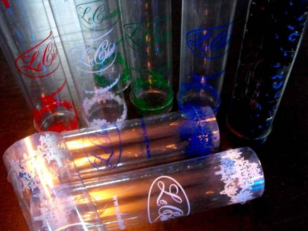 Cilindru plastic pentru cadouri, ornamente etc (6)