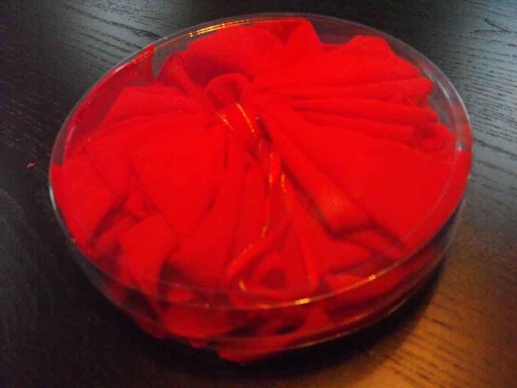Cilindru plastic pentru esarfe (2)