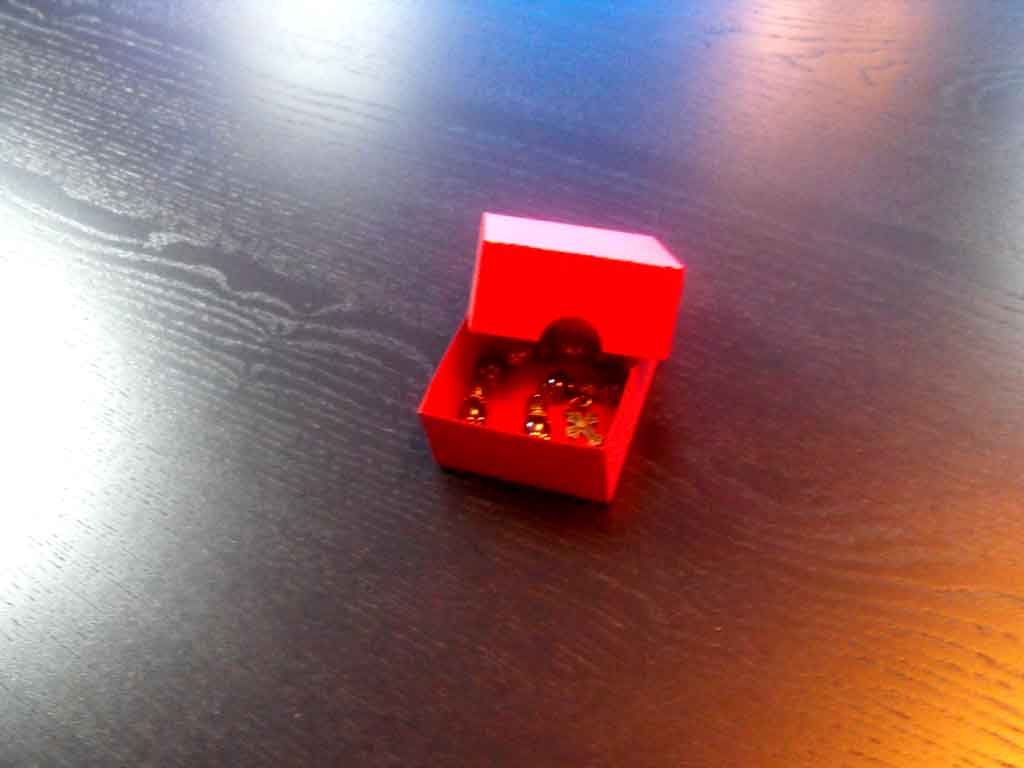 Cutie de carton pentru bratari (2)