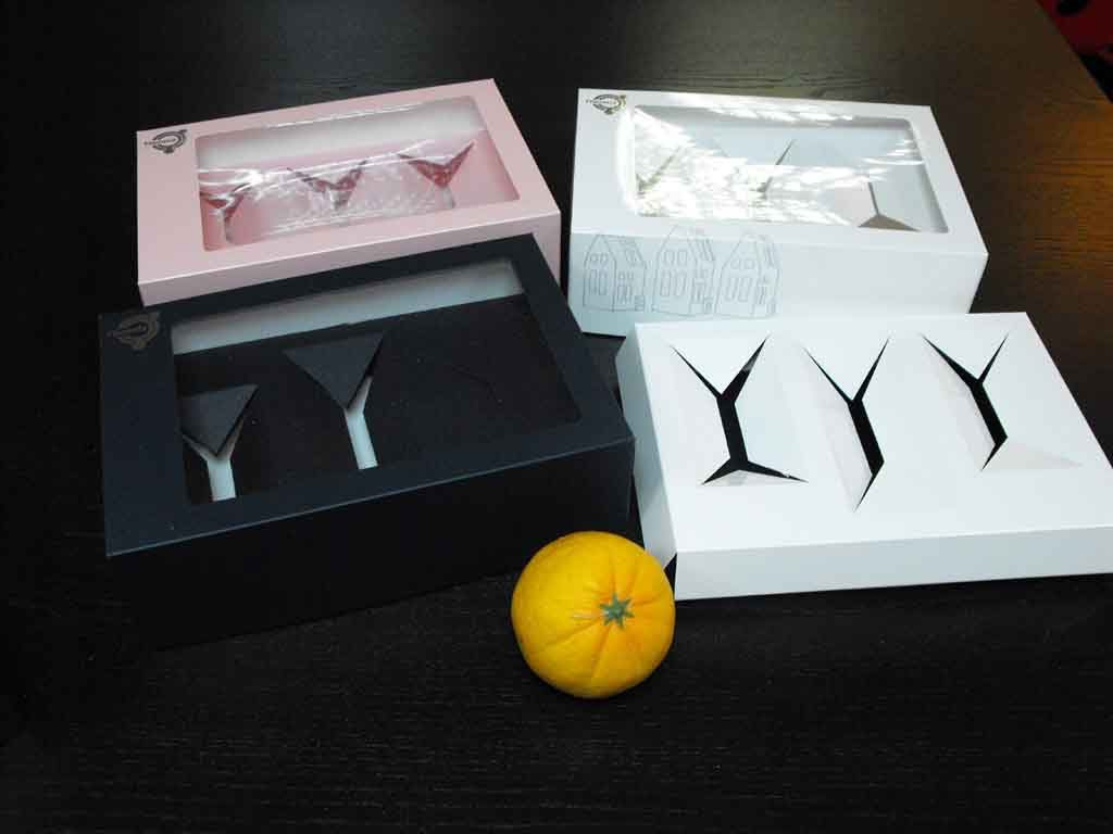 Cutie de carton pentru cadouri cu insert (2)
